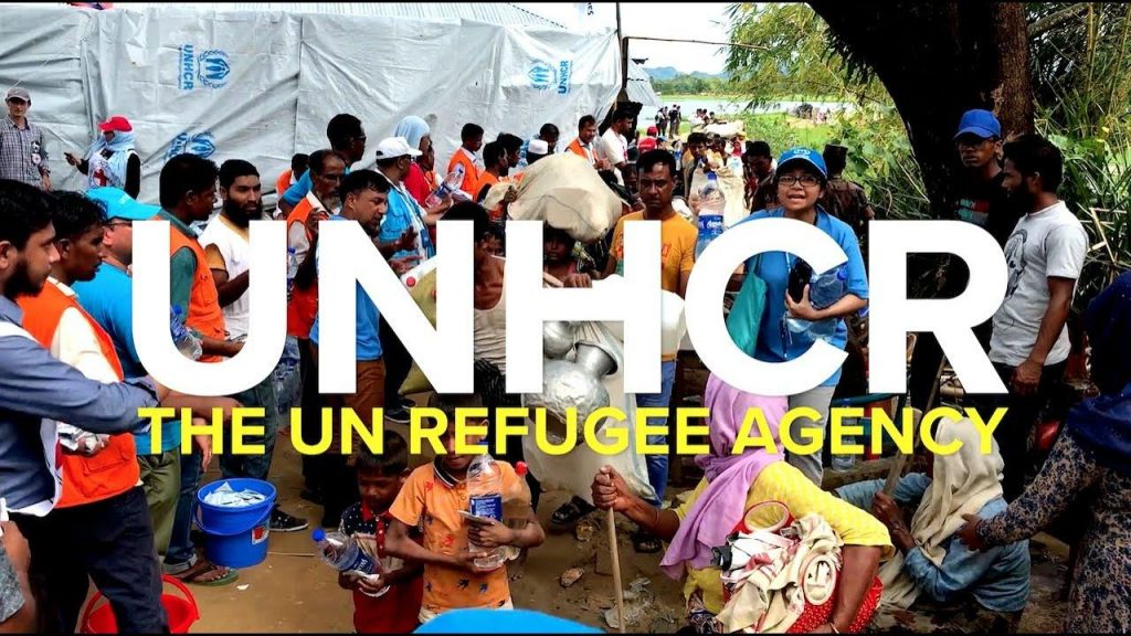 United Nations High Commission on Refugees – UNHCR