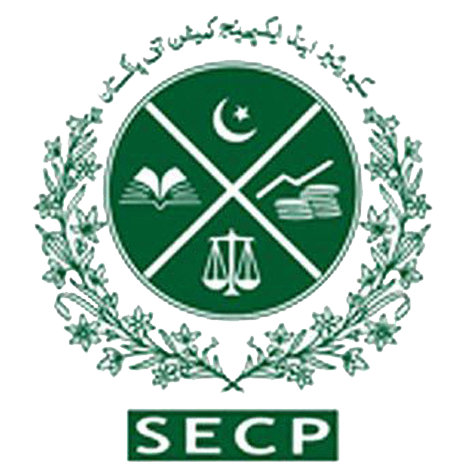 Registered with SECP Pakistan