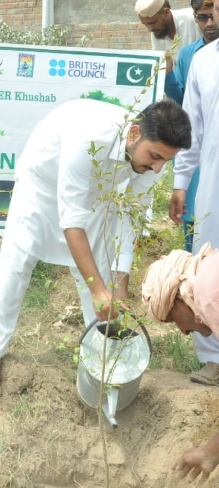 Tree Plantation Campaign 2021