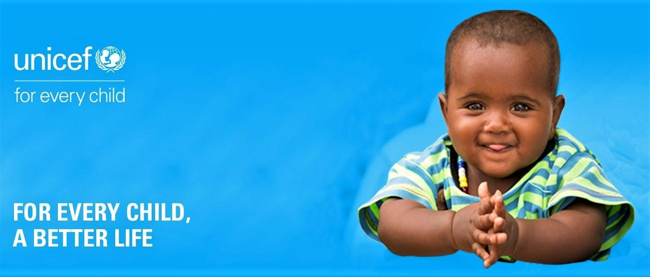 """United Nations Children's Fund – """"For Every Child"""""""