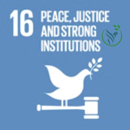 SDG 16 – Peace, justice and strong institutions