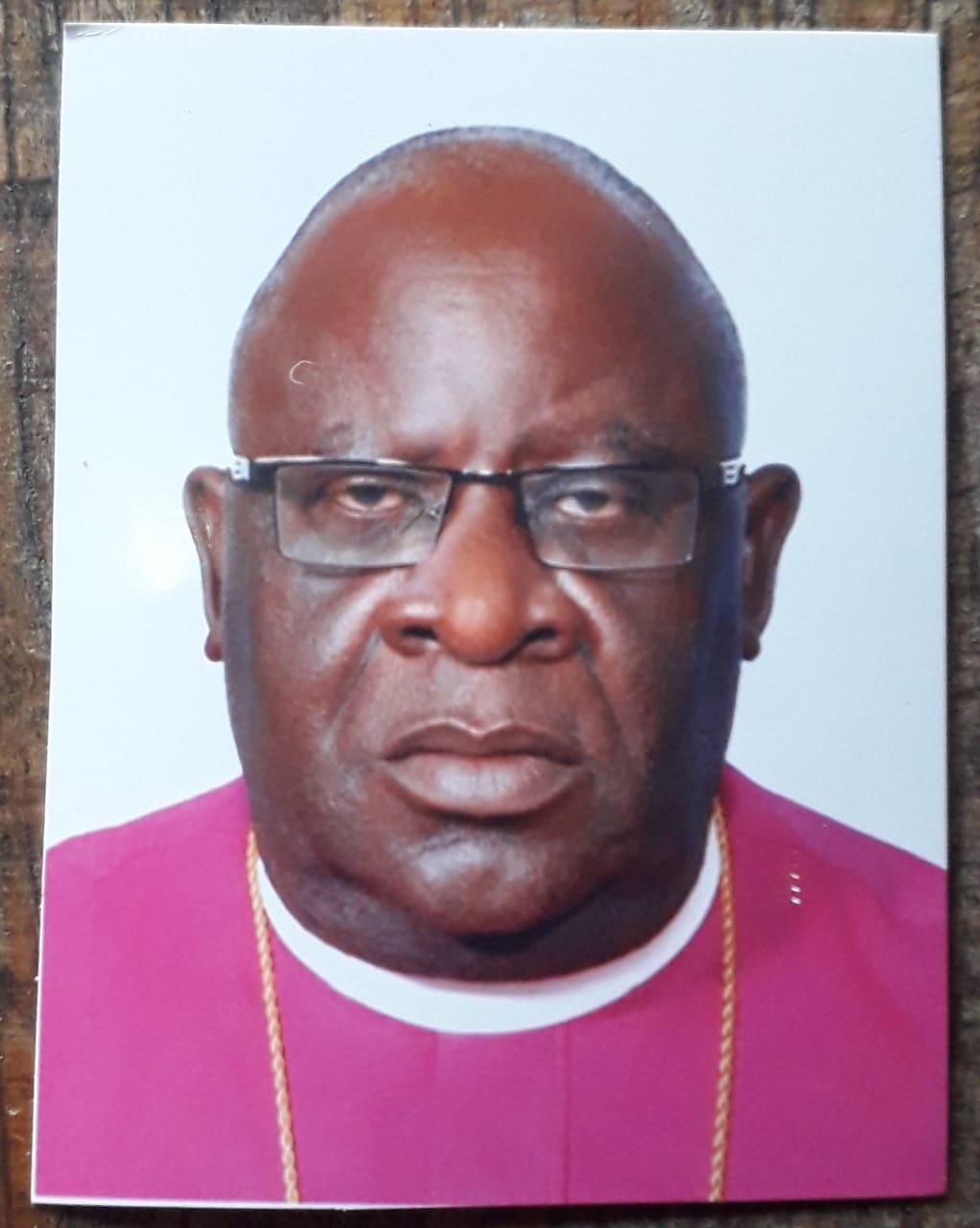 bishop liberia